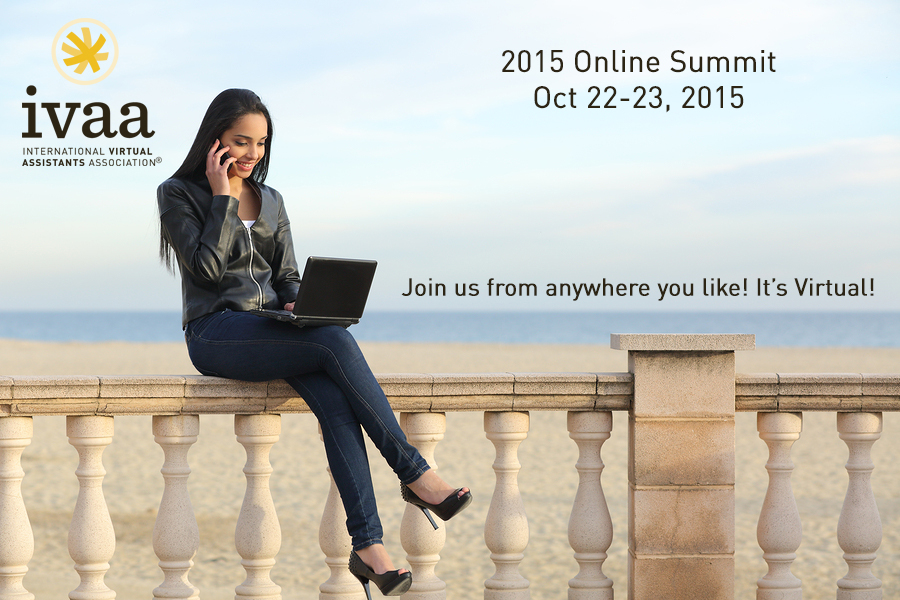 Join the Online Summit from anywhere!